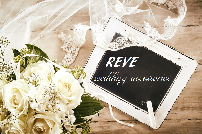 Reve Adds Pizzazz to Your Wedding